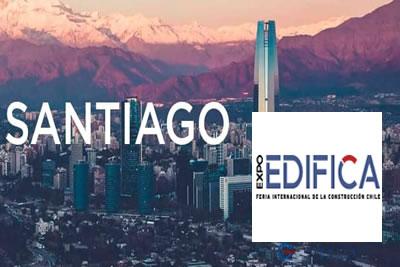 Expo Edifica 2021 Chile İnşaat ve İnşaat Makinaları Fuarı
