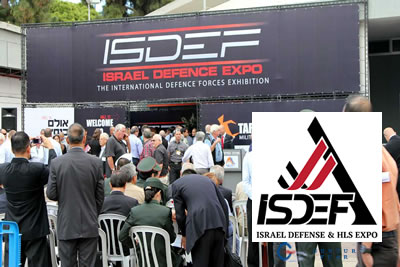 Isdef İsrail 2021 Savunma Teknolojisi Fuarı