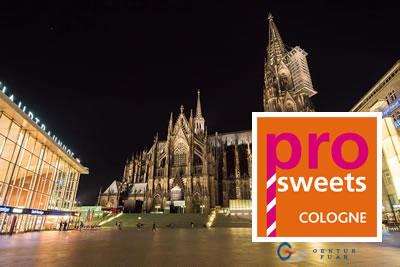 Prosweets Köln 2022 Uluslararası Gıda ve Ambalaj Fuarı