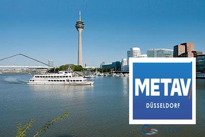 Metav Düsseldorf 2022 Metal İşleme, Kaynak Teknolojisi Fuarı