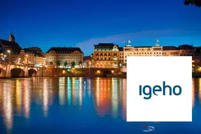 Igeho Basel 2021 Otel ve Catering, Mağaza Dizaynı Fuarı