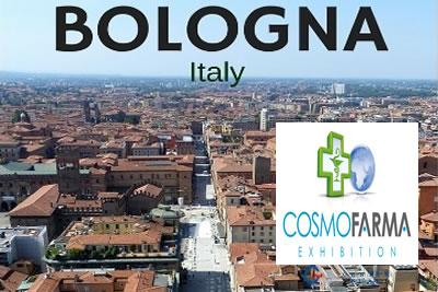 Cosmofarma Bologna 2021Zindelik Güzellik Ürünleri ve Hizmetleri Fuarı