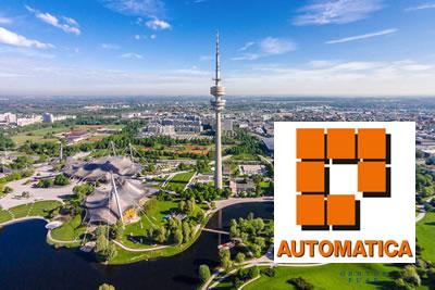 Automatica Münih 2021 Akıllı Otomasyon ve Robot Teknolojisi Fuarı