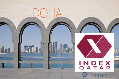 Index Qatar 2020 Doha Mobilya ve Tasarım Fuarı