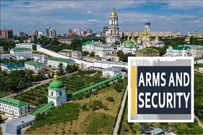 Arms And Security Kiev 2021 Savunma Teknolojisi Fuarı