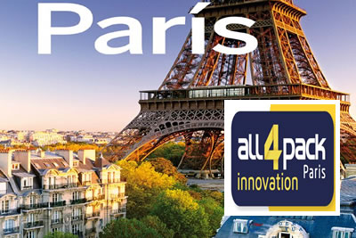 All4pack Paris 2022 Ambalaj, Paketleme Ekipmanları Fuarı