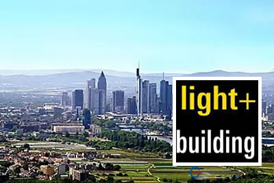 Light + Building  Frankfurt 2022 Aydınlatma, Aydınlatma Teknolojileri Fuarı