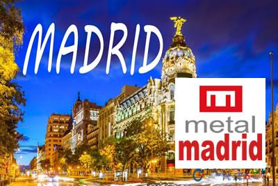 Metal Madrid 2021 Metal Endüstrisi ve Teknolojileri Fuarı
