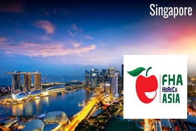 Fha Horeca Singapur 2022 Otel ve Catering, Mağaza Dizaynı Fuarı