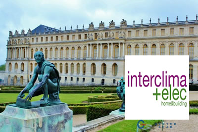 Interclima+Elec Paris 2021 Isıtma, Soğutma ve İklimlendirme Fuarı