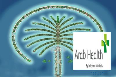 Arab Health 2021 Dubai Medikal, Sağlık, İlaç Sanayii Fuarı