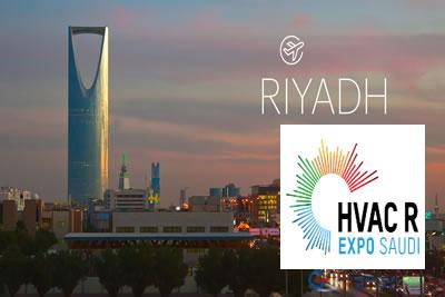 Hvac R Expo Riyad 2022 Isıtma, Soğutma ve İklimlendirme Fuarı