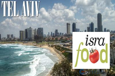 Israfood Tel Aviv 2021 İsrail Gıda, Yiyecek ve İçecek Fuarı