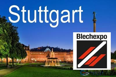 Blechexpo Stuttgart 2021 Metal İşleme, Kaynak Teknolojisi Fuarı