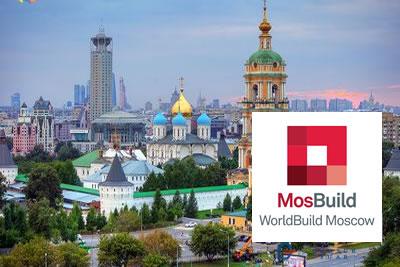 MosBuild Moskova  2022 İnşaat ve Mobilya Fuarı