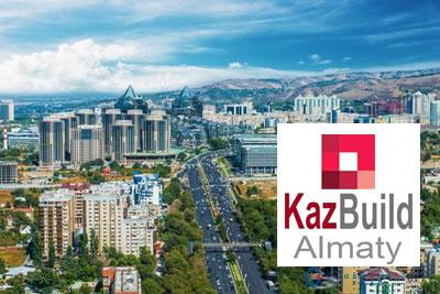 Kazbuild Almaty 2021 İnşaat Teknolojisi ve Ekipmanları Fuarı