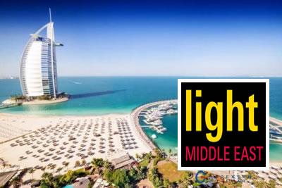 Light Middle East Dubai 2021 Aydınlatma, Aydınlatma Teknolojileri Fuarı