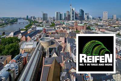 Reifen Frankfurt 2021 Oto Lastik ve Lastik Ürünleri Fuarı