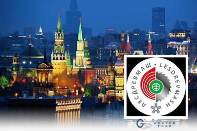 Lesdrevmash Moscow 2022 Moskova Mobilya Sanayi Ve Orman Ürünleri Fuarı