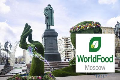 WorldFood  Moscow 2021 Gıda ve Gıda Teknolojileri Fuarı