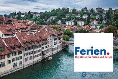 Ferienmesse Bern 2022 İsviçre Turizm ve Ticaret Fuarı