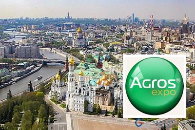 Agros Moskova 2021  Tarım ve Hayvancılık Fuarı