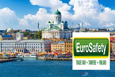 EuroSafety Finlandiya 2021 Güvenlik, Afet Kontrol Fuarı