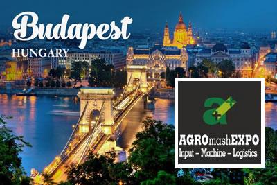 AgroMashExpo Budapeşte 2022 Tarım, Hayvancılık Fuarı