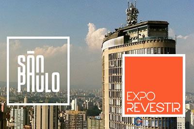 Expo Revestir Brezilya 2021 Granit, Seramik ve Dış Çephe Fuarı