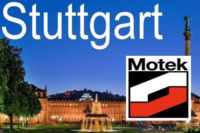 Motek Stutgart 2021 İnşaat ve İnşaat Makinaları Fuarı
