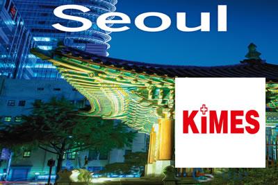 Kimes Seul 2022 Medikal Ürünler ve Sağlık Ekipmanları Fuarı