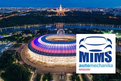 Mims Automechanika Moskova 2021 Otomobil ve Oto Aksesuarları Fuarı