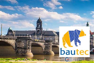 Bautec Berlin 2022 İnşaat Teknolojisi ve Ekipmanları Fuarı