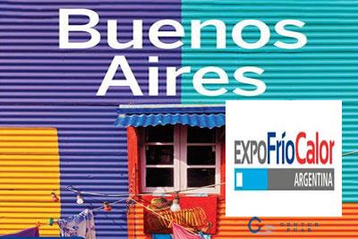 Expo Frio Calor Arjantin 2021 Isıtma, Soğutma ve İklimlendirme Fuarı