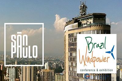 Brazil Windpower Sao Paulo 2021 Rüzgar Enerji Sistemleri Fuarı