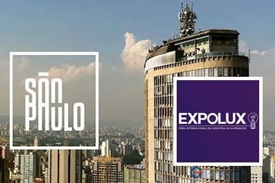 Expolux Brezilya 2022 Aydınlatma, Aydınlatma Teknolojileri Fuarı