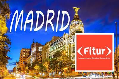 Fitur Madrid 2021 Turizm ve Ticaret Fuarı