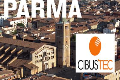Cibustec Parma 2022 Uluslararası Gıda, Yiyecek ve İçecek Fuarı