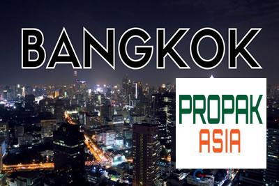 ProPak Asia 2021 Bangkok Gıda, Yiyecek ve İçecek Fuarı