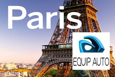 Equip Auto Paris 2022 Otomobil Endüstrisi Yedek Parça Fuarı