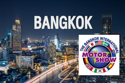 Bims Bangkok-Motorshow 2022 Otomobil Endüstrisi Yedek Parça Fuarı