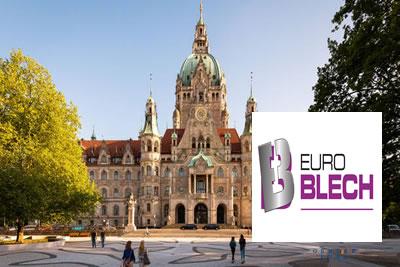 Euroblech Hannover 2022 Metal, Sac, Metal İşleme Teknolojileri Fuarı