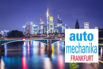 Automechanika Frankfurt 2021 Otomotiv Endüstrisi Yedek Parça Fuarı