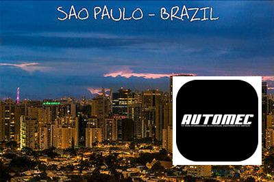 Automec Sao Paulo 2021 Otomobil Endüstrisi Yedek Parça Fuarı