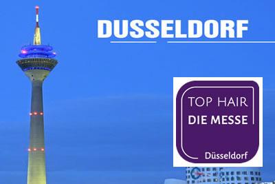 Top Hair Düsseldorf 2021 Kişisel Bakım ve Kozmetik Fuarı