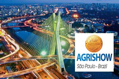 Agrishow Sao Paulo 2021 Brezilya Hayvancılık ve Yem Fuarı