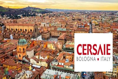Cersai Bologna 2021 Granit, Seramik ve Fayans Fuarı
