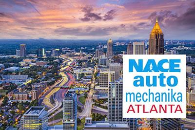Nace Automechanika Atlanta 2020 Otomobil ve Otomobil Yedek Parça Fuarı