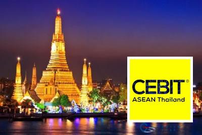 Cebit Asean Bangkok 2020 Bilgi Teknolojileri, Telekomünikasyon Fuarı