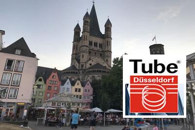 Tube Düsseldorf 2022 Boru Metal İşleme, Kaynak Teknolojisi Fuarı